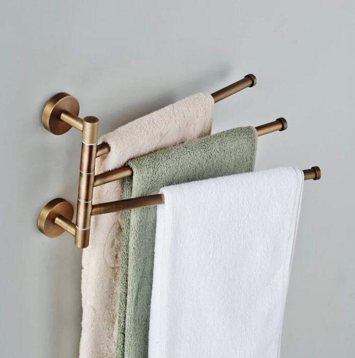 microfiber håndklæde i hjemmet