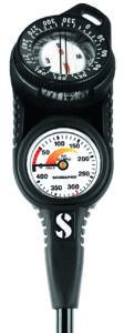 Scubapro MAKO Consol - Manometer og kompas