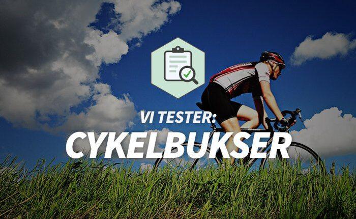 Bedste cykelbukser billede