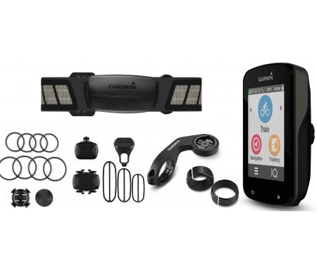 Garmin Edge 820 GPS - Cykelcomputer - Bundle